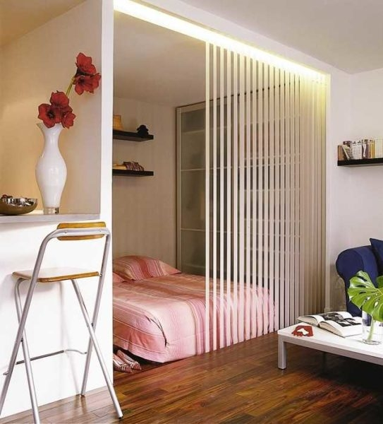 Квартира-студия: дизайн интерьера
