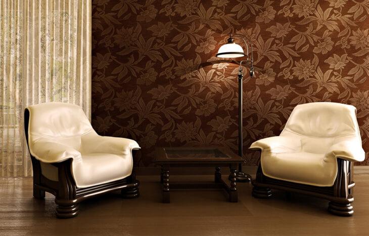 Как правильно подобрать обои в зависимости от формы и назначения комнаты